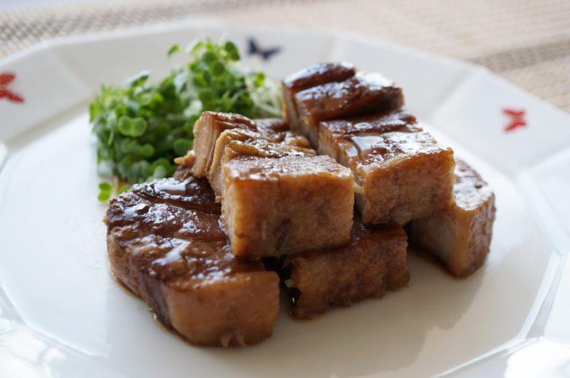 の コンフィ 豚肉