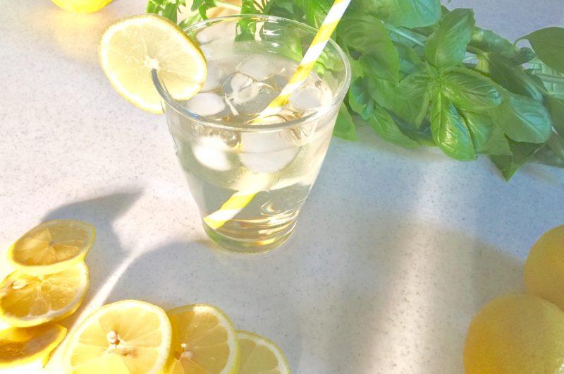 レモネード の 作り方