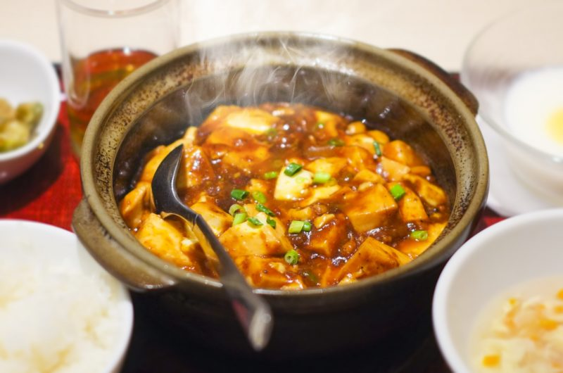 【スッキリ】黄金比率の麻婆豆腐のレシピ|水卜麻美【5月26日】