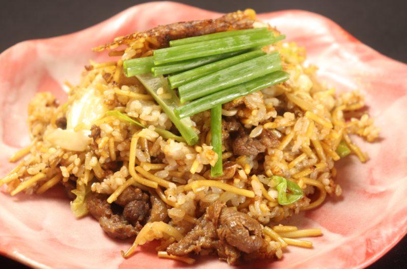 【教えてもらう前と後】焼きそば炊き込みご飯のレシピ EXITご飯【5月26日】