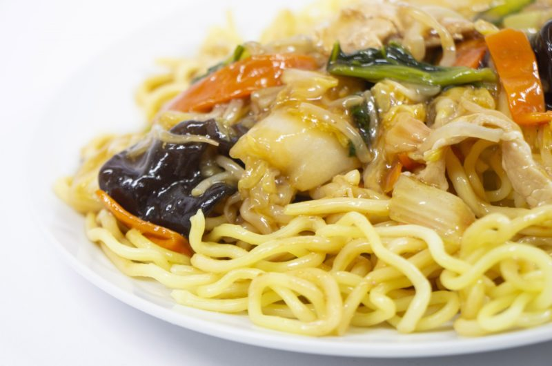 【男子ごはん】鶏とキャベツの中華和え麺のレシピ 中華麺アレンジ【5月31日】