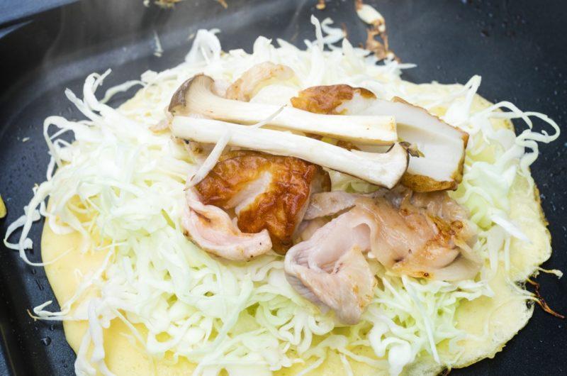 【ほんわかテレビ】お好み焼き風炊き込みご飯のレシピ【5月24日】
