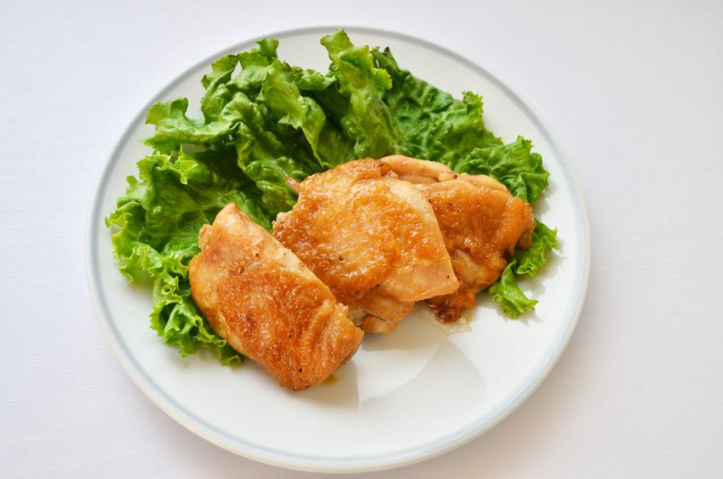 鶏 胸 肉 照り 焼き