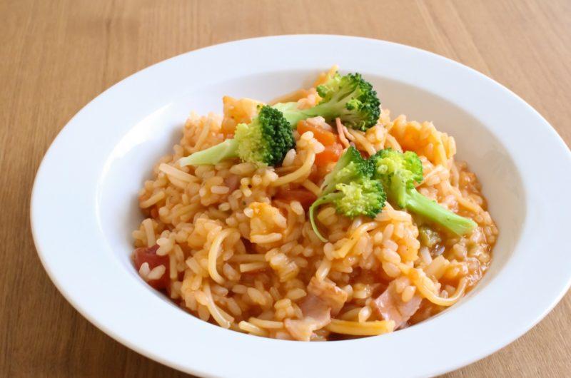 【ほんわかテレビ】イカの塩辛で炊き込みご飯のレシピ【5月24日】