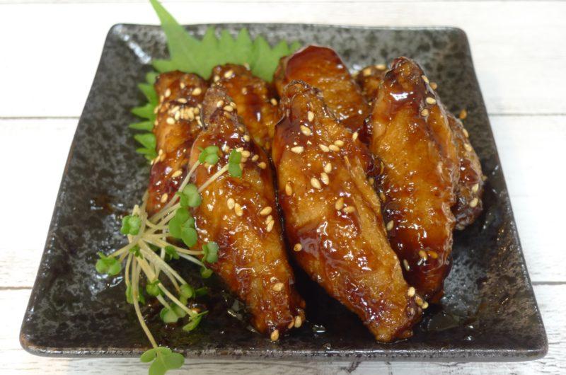 【ZIP】手羽中のシャカ揚げのレシピ【6月1日】