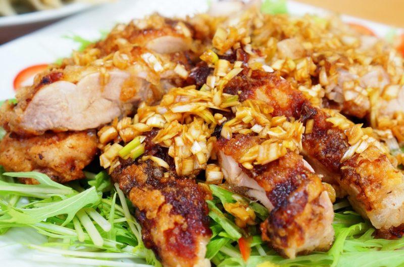 【サタプラ】揚げない油淋鶏のレシピ|浜内千波|サタデープラス【7月4日】