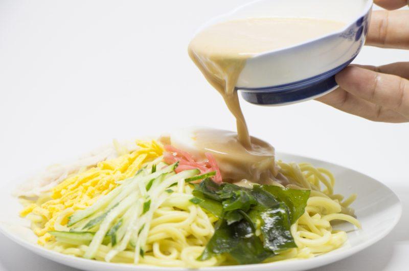 【魔法のレストラン】ごまドレで冷やし中華のレシピ|マホレス【7月29日】