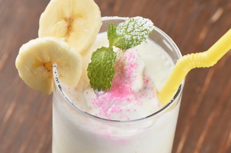 【あさイチ】長いもバナナヨーグルトスムージーのレシピ【7月29日】