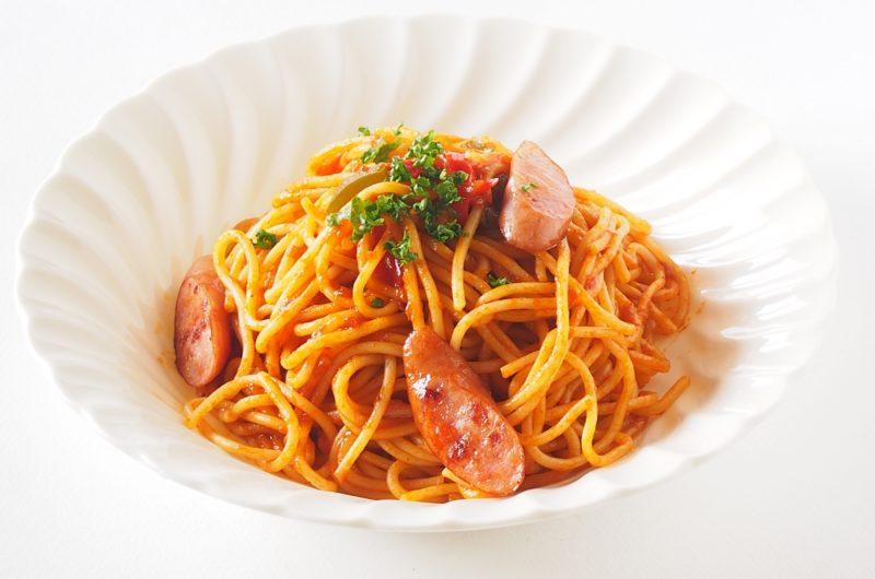 【グータッチ】火も包丁も使わない簡単スパゲッティのレシピ【7月18日】