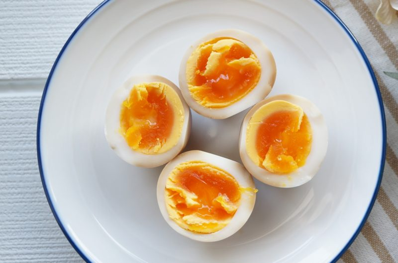 【ZIP】ほうじ茶で味玉のレシピ【7月10日】