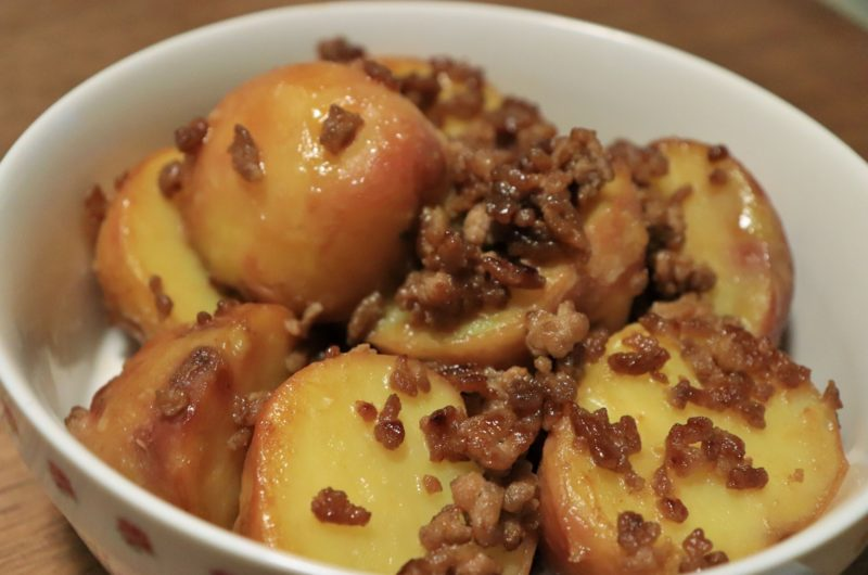 【きょうの料理】豚の角煮 肉じゃが風のレシピ【7月7日】
