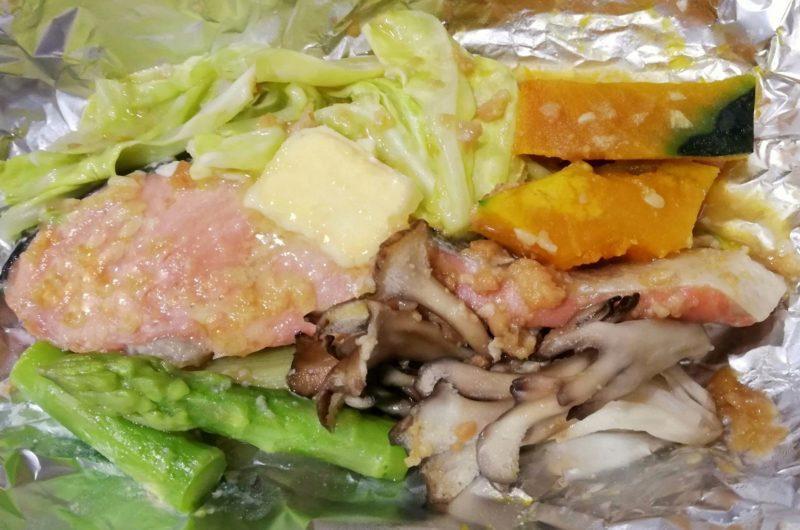 【おは朝】ちゃんちゃん焼きのレシピ|キャンプ飯|おはよう朝日です【7月4日】