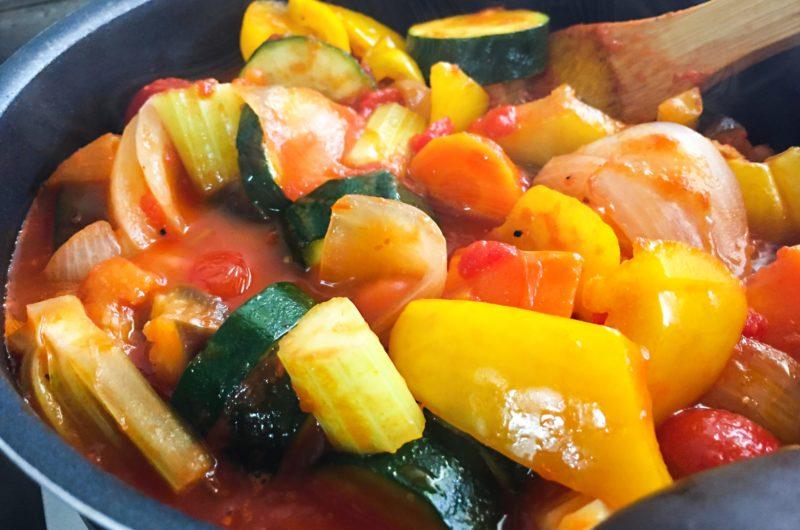 【きょうの料理】スペアリブと春野菜のトマト煮のレシピ【7月8日】