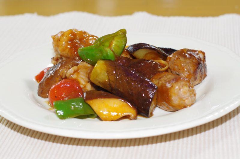【きょうの料理】なすと豚こまの甘酢あんのレシピ【7月29日】