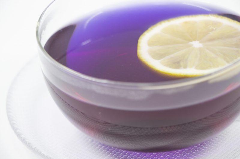 【おは朝】不思議な青いドリンクのレシピ|サイエンススイーツ|おはよう朝日です【7月15日】