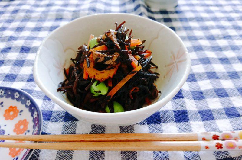 【きょうの料理】豚しゃぶとひじきの和風マリネのレシピ【7月6日】