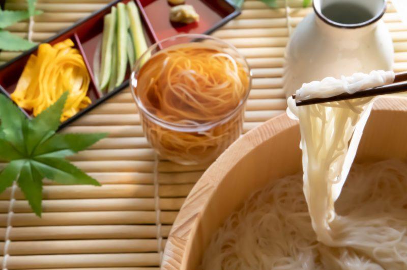 【スッキリ】そうめんのおいしい茹で方のレシピ【7月22日】