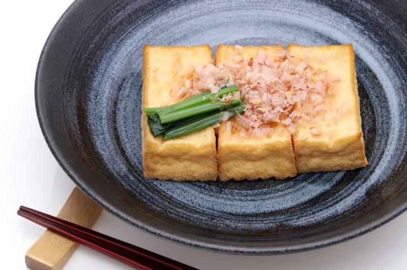 【あさイチ】厚揚げで豆腐ステーキのレシピ【7月9日】