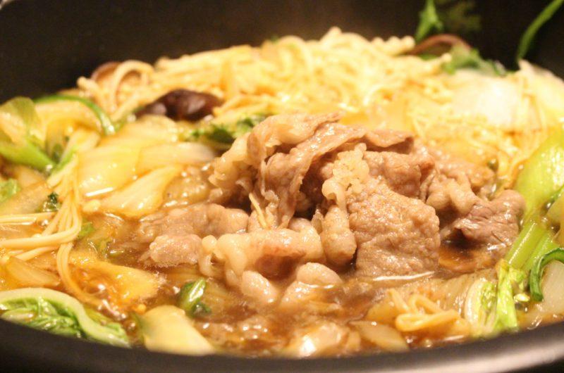 【魔法のレストラン】すき焼きパスタのレシピ|マホレス【7月22日】