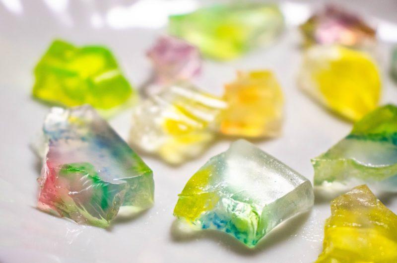 【おは朝】宝石のお菓子のレシピ|サイエンススイーツ|おはよう朝日です【7月15日】