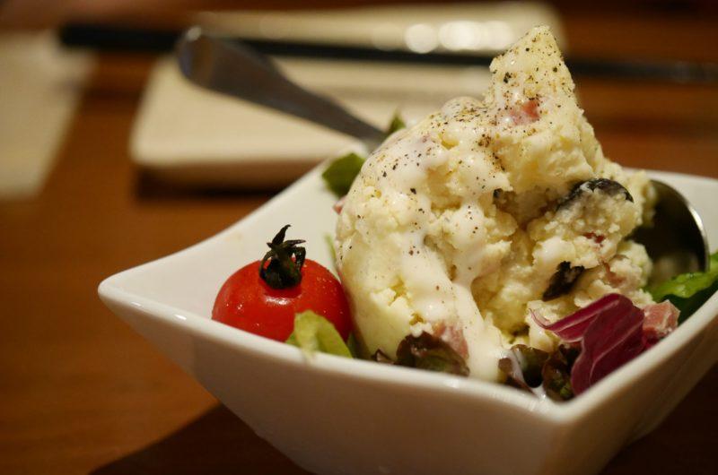 【青空レストラン】生ソースのポテトサラダのレシピ【7月4日】