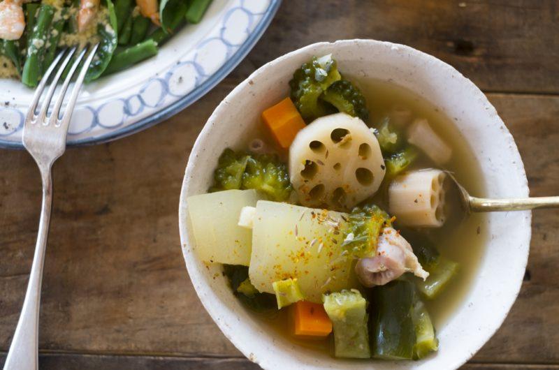 【あさイチ】冬瓜と豚だんごのおかずスープのレシピ【7月20日】