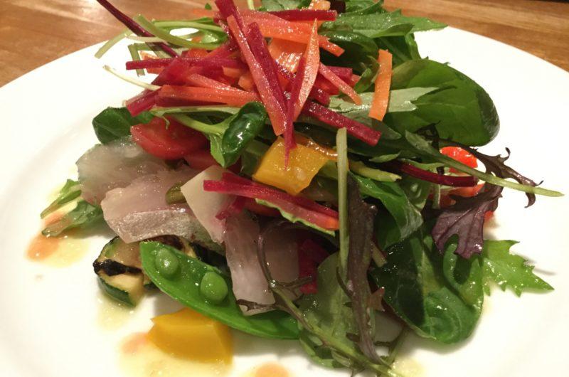 【ごごナマ】ABCDEおアジサラダのレシピ|平野レミ【7月21日】