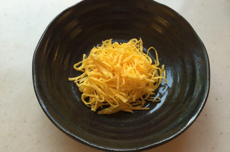 作り方 錦糸 卵