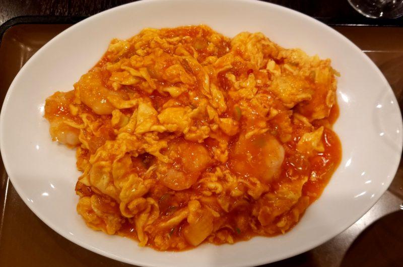【きょうの料理】さけと卵のフワフワチリソース煮のレシピ【9月16日】
