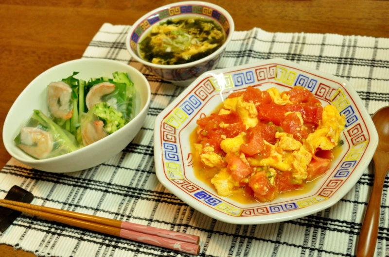 【あさイチ】インド風トマト炒り卵のレシピ【9月8日】