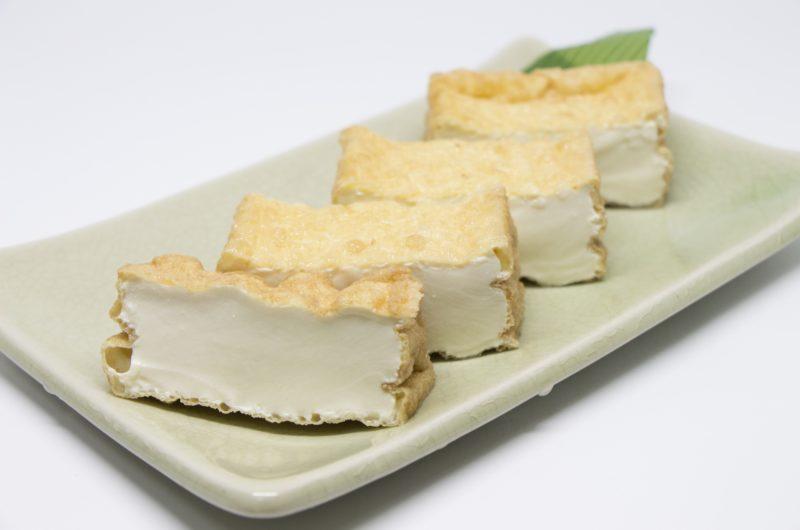 【キメツケ】厚揚げチーズ昆布のレシピ【9月8日】