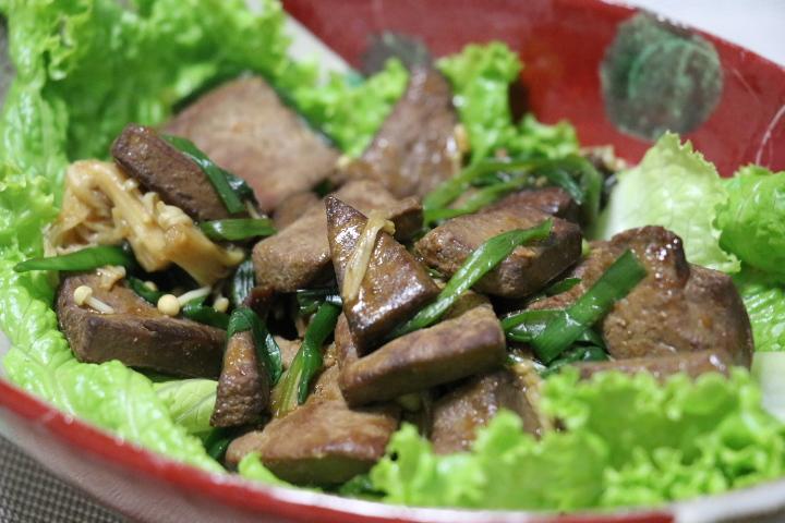 【あさイチ】葉酸レシピ「レバパプ」のレシピ|レバーとパプリカの炒め物【9月29日】