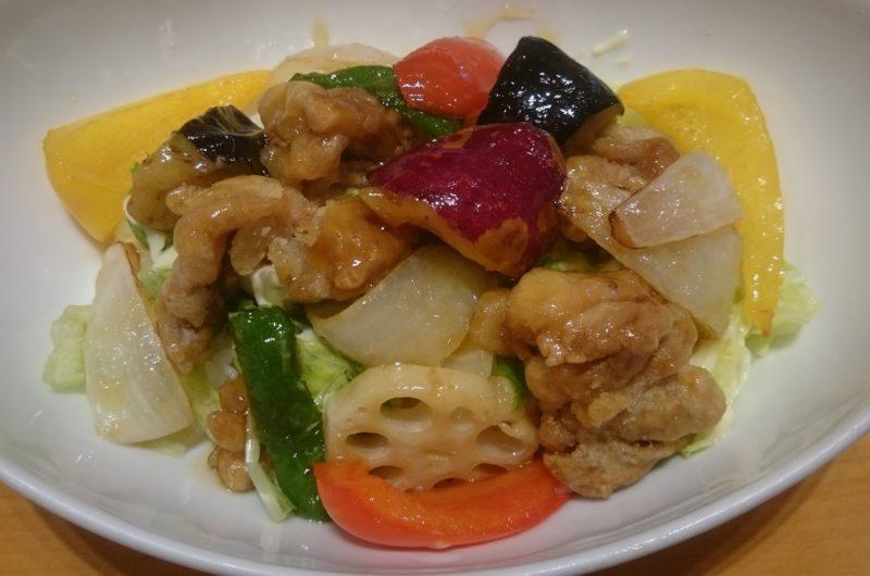【きょうの料理】れんこんと鶏手羽元のハーブ煮のレシピ【9月28日】