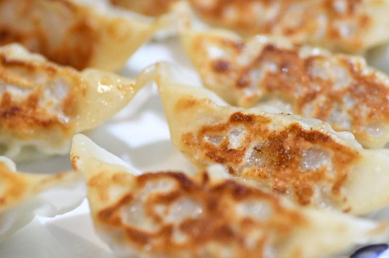 【有吉ゼミ】エリンギ餃子のレシピ|みはる【9月14日】