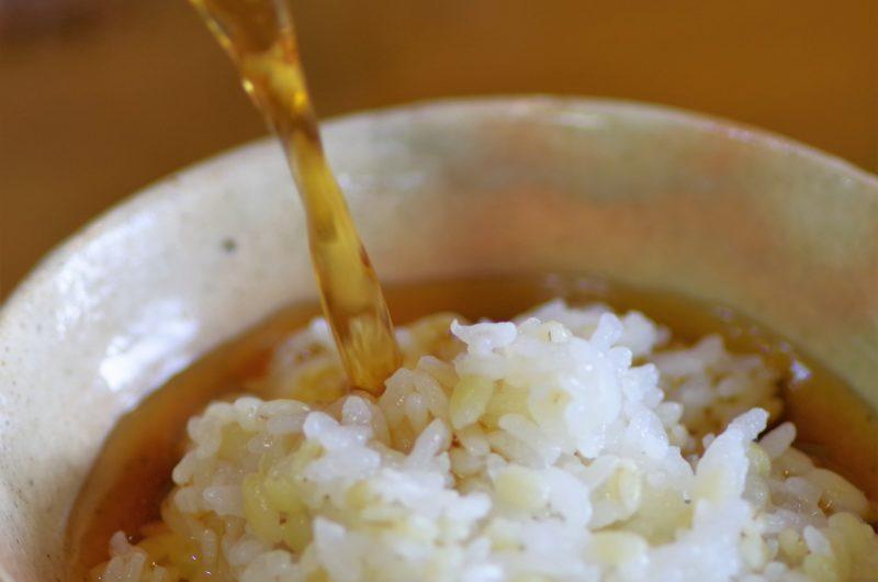 【サタプラ】麦茶の塩昆布茶漬けのレシピ|パパめし|サタデープラス【9月5日】