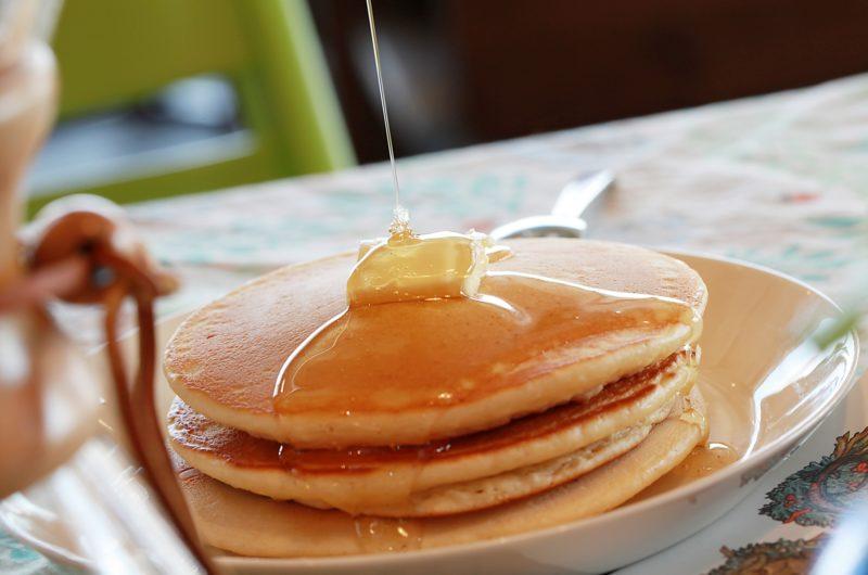 【ほんわかテレビ】マヨネーズでふわふわホットケーキのレシピ【9月25日】