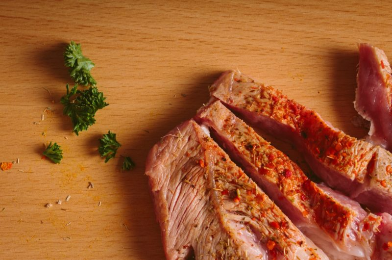 【きょうの料理】ポークソテー きのこソースのレシピ|栗原はるみ【9月2日】
