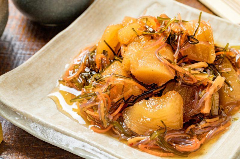 【相葉マナブ】松前漬けオムレツのレシピ|ご当地名産品ごはん【9月6日】