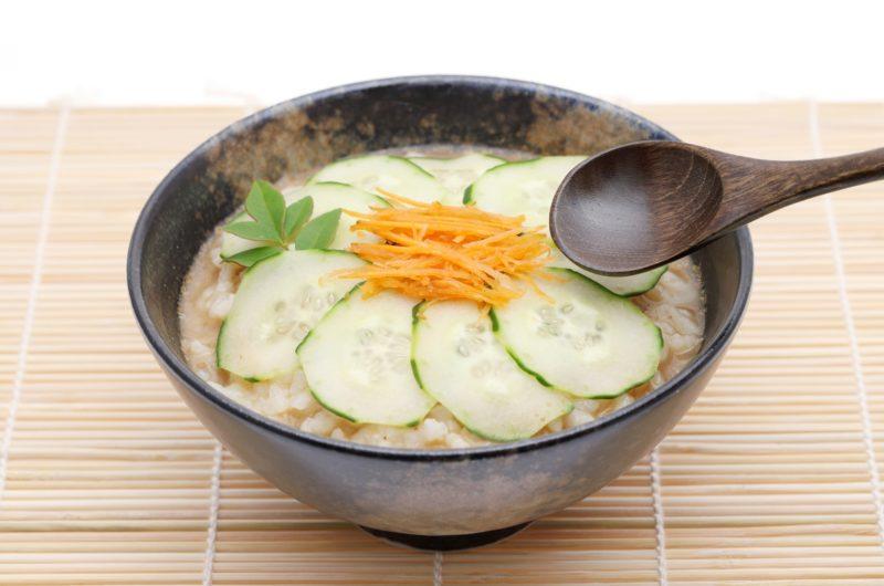 【ソレダメ】冷や汁のレシピ【9月9日】
