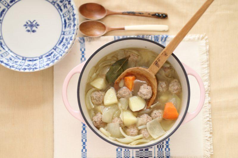 【きょうの料理】ごぼうと肉だんごのスープ煮のレシピ【9月29日】