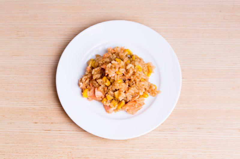 フレーク レシピ 鮭