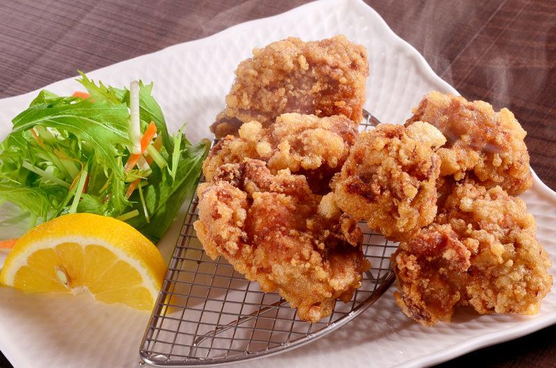 【きょうの料理】おひとりから揚げのレシピ【9月8日】