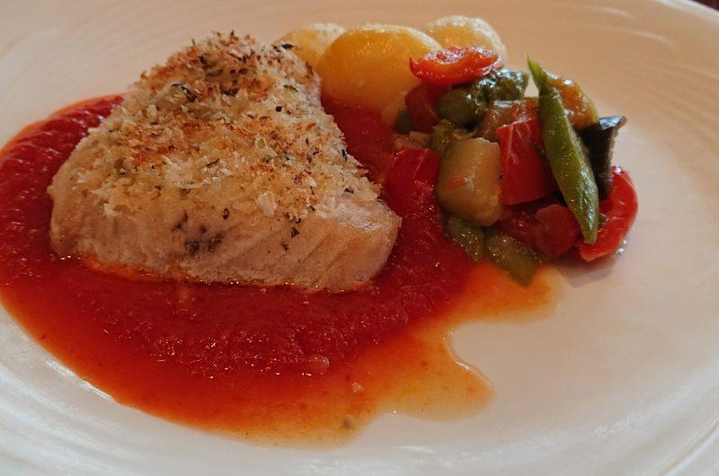 【あさイチ】かじきとしめじのトマト蒸し煮のレシピ|塩糖水【9月10日】