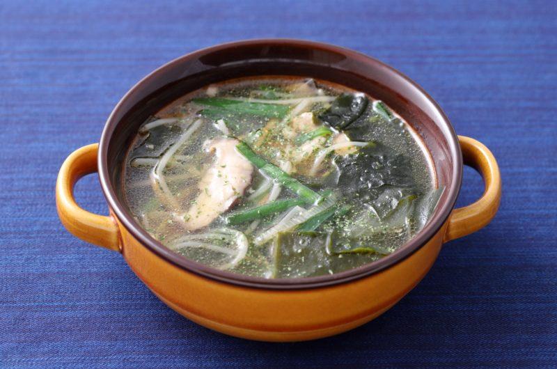 【男子ごはん】牛肉ときのこの中華風スープのレシピ|定番ちゅうかを丼に【9月20日】