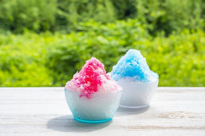 【ほんわかテレビ】かき氷シロップシャーベットのレシピ【9月4日】