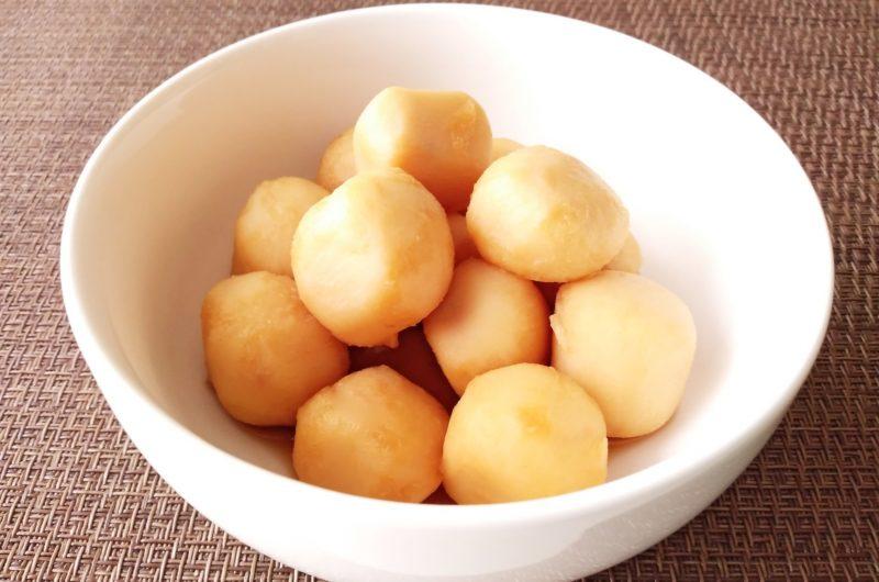 【きょうの料理】蒸しゆで里芋のレシピ【9月30日】
