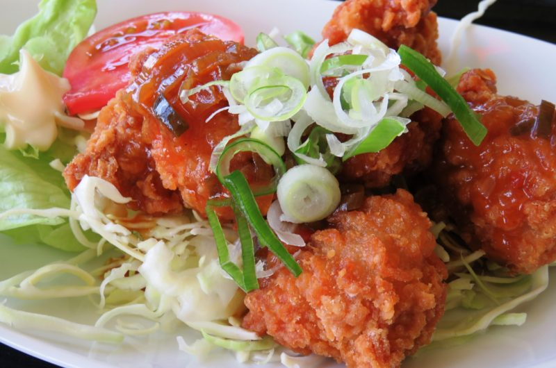 【あさイチ】鶏の唐揚げ甘酢炒め 四川風のレシピ【9月16日】