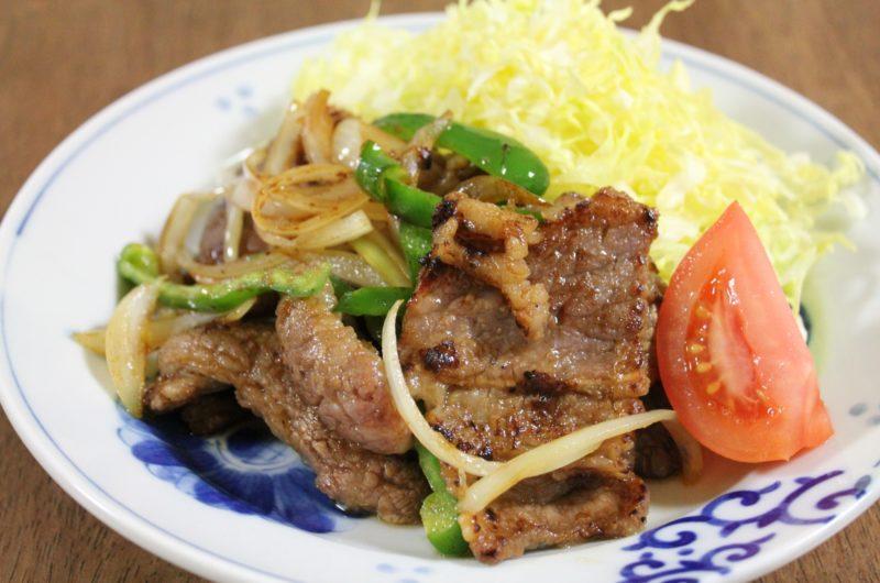 【あさイチ】牛肉とトマトのオイスターソース炒めのレシピ【9月2日】