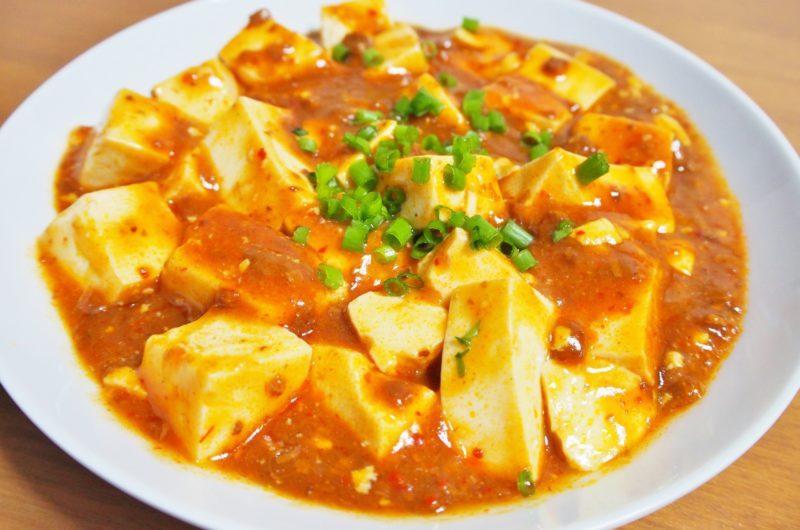 【ソレダメ】松本伊代の麻婆豆腐のレシピ|焼肉のたれで【10月7日】