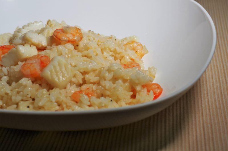 【ガッテン】魚肉ソーセージとレモンのタイ風ピラフのレシピ【10月28日】